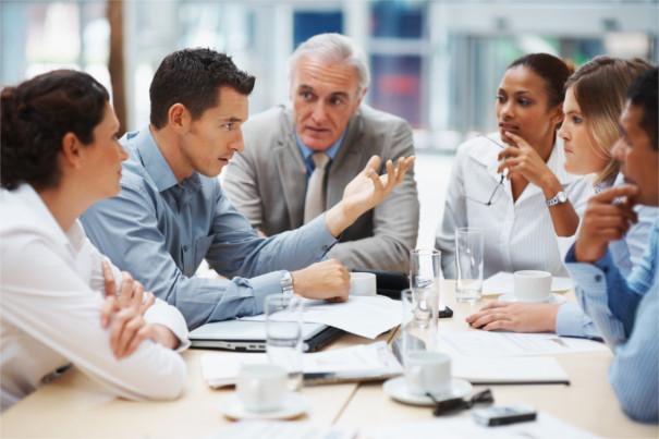 N'hésitez plus à parler anglais en réunion.
